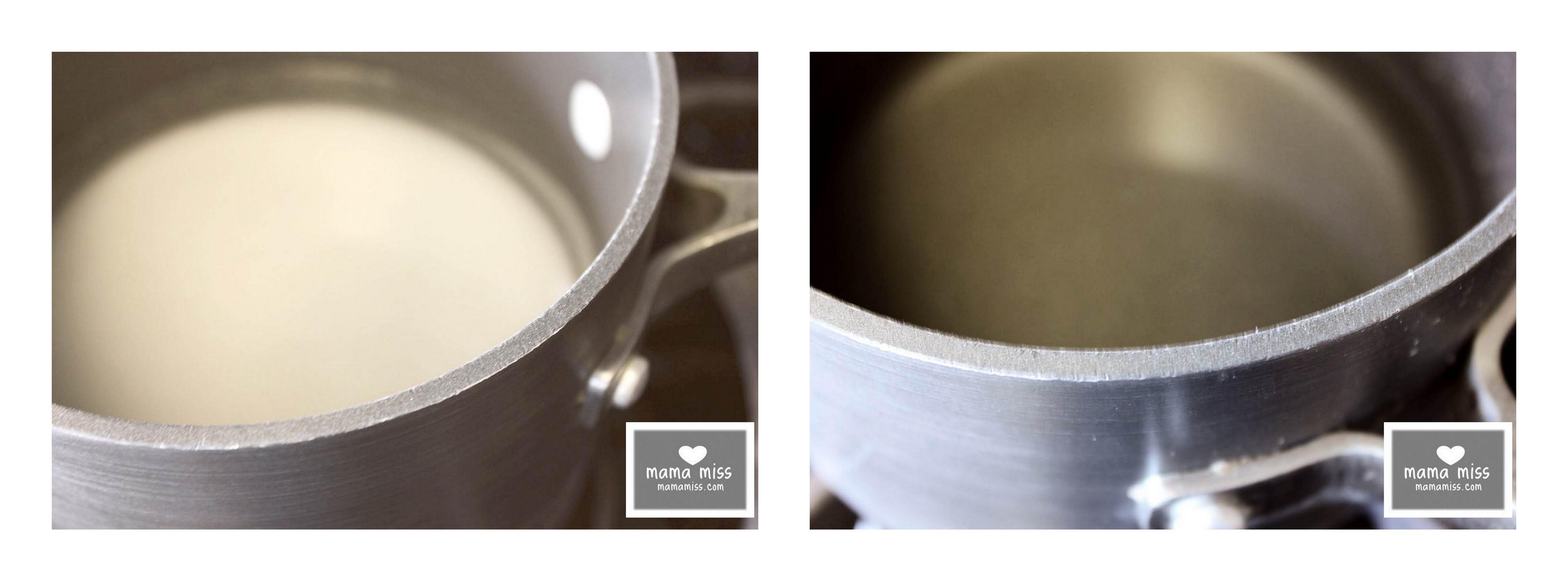simple sugar pot